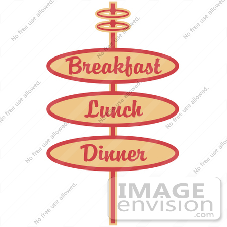 Diner Sign Clipart - Clipart Kid