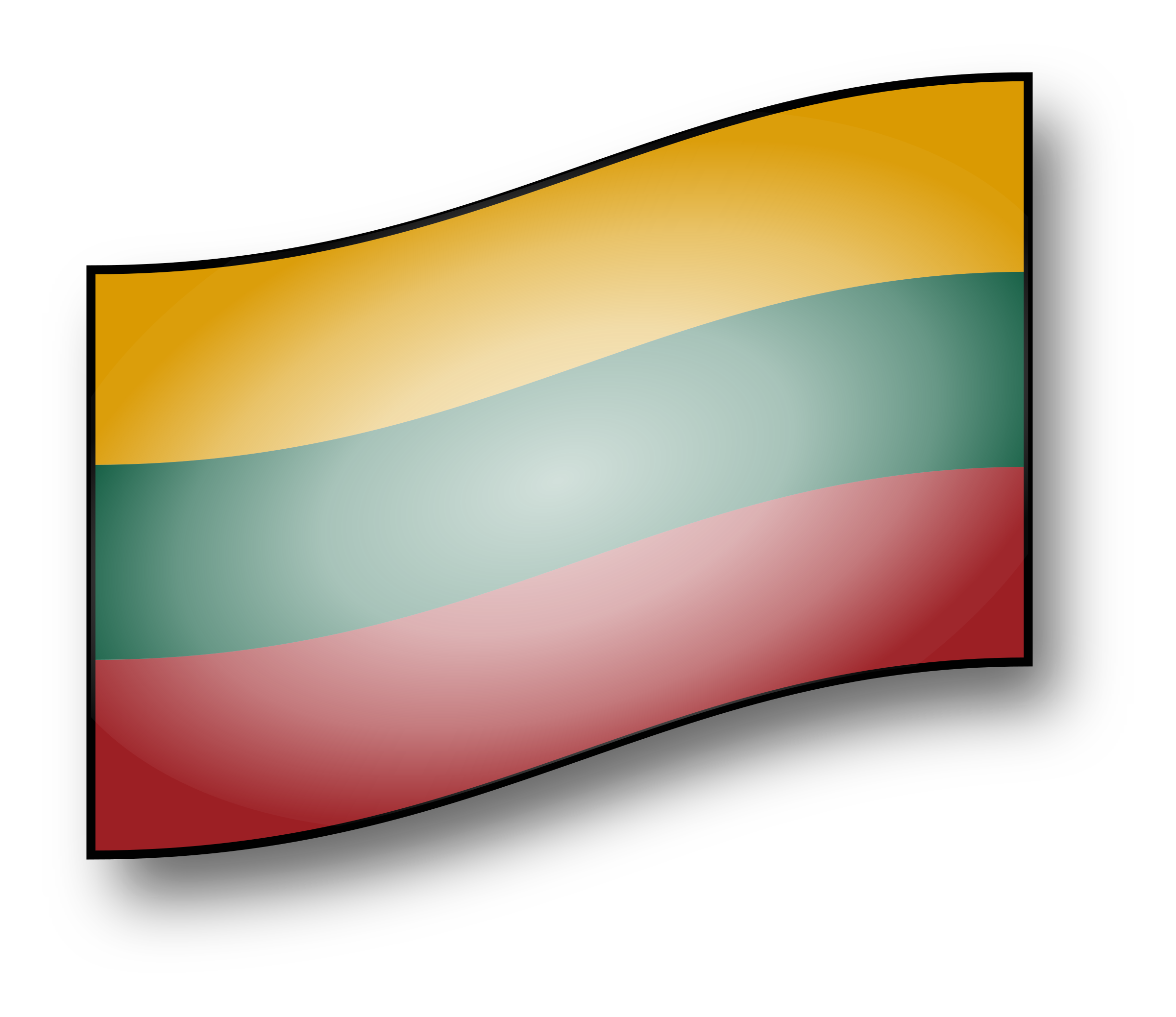 Lithuania Flag   Interactive By Gmcglinn