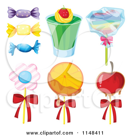 Royalty Free  Rf  Jello Clipart   Illustrations  1