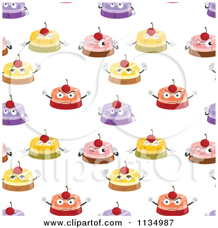 Royalty Free  Rf  Jello Clipart Illustrations Vector Graphics  1