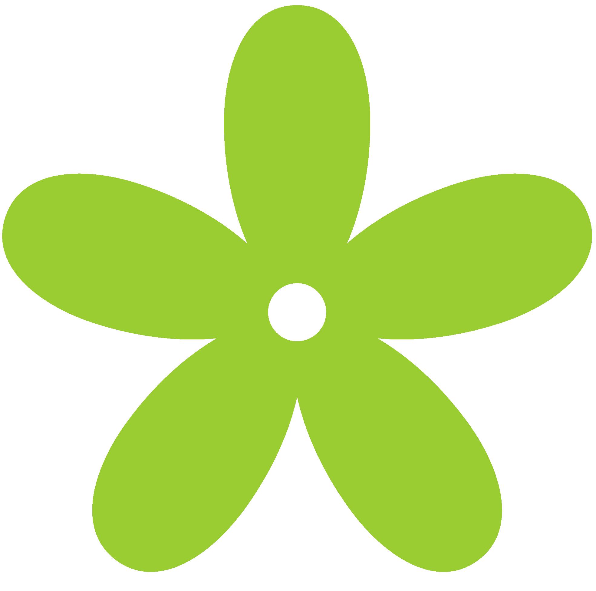 Clip Art Flower Bright Hawaiian Clipart - Clipart Kid