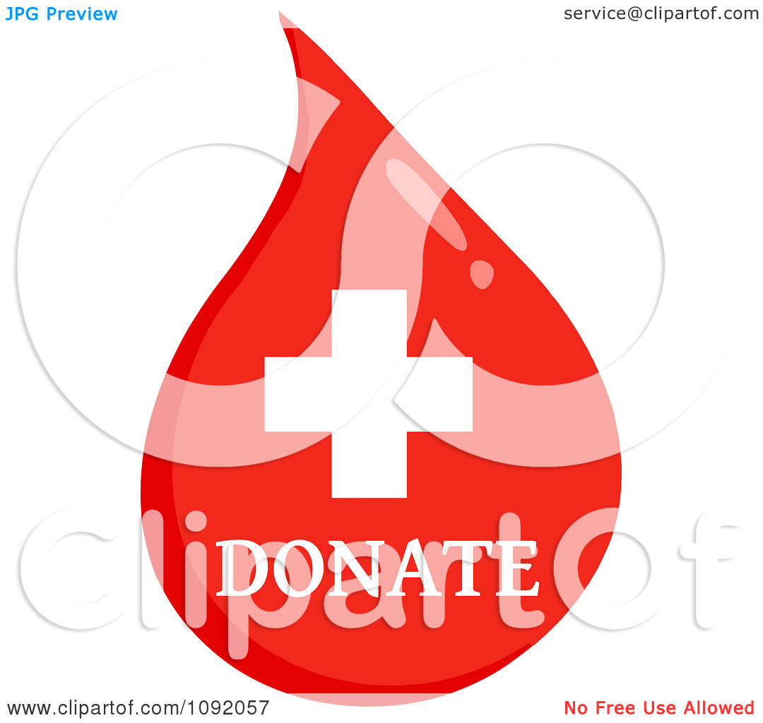 giving blood clipart - photo #21