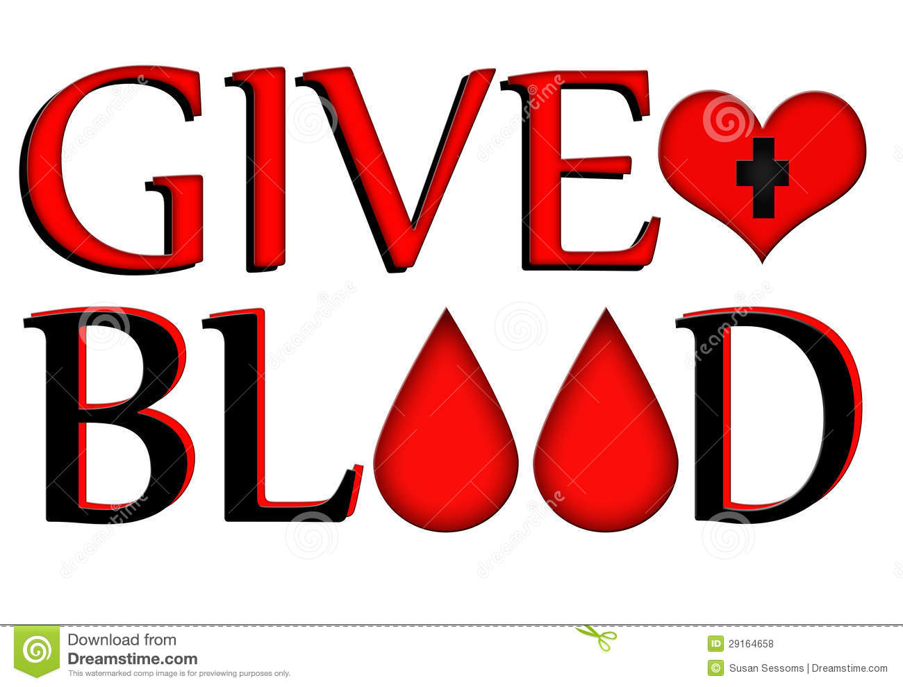 Donate Blood Clipart Give Blood Donate Concept