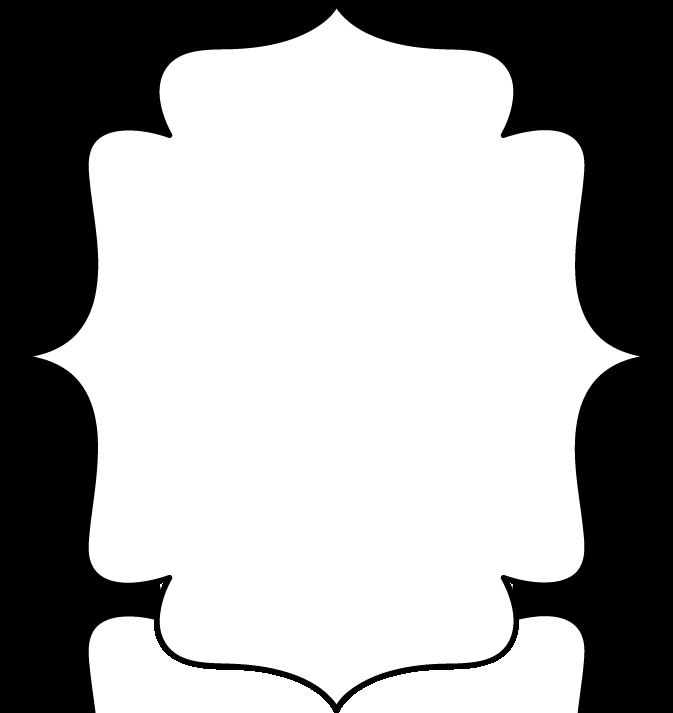 Vintage rectangle border clipart clipart kid - Cute Black And White Border Clipart Clipart Suggest