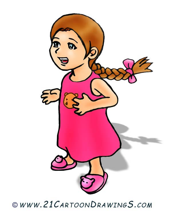 Japanese Cartoon Or Manga Style  This Cartoon Clipart Designed For