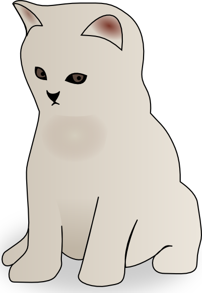 clipart cat free - photo #45