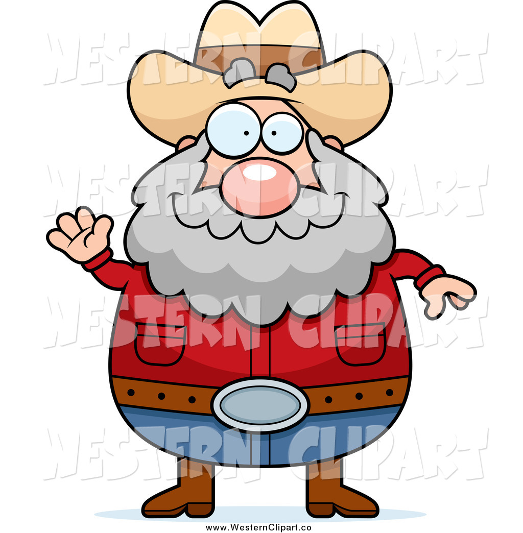 Larger Preview  Vector Clip Art Of A Chubby White Male Miner