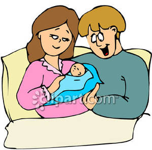 And Mom Baby Dad Sqesw Clipart - Clipart Kid