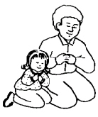 Family Prayer Images   Clipart Panda   Free Clipart Images