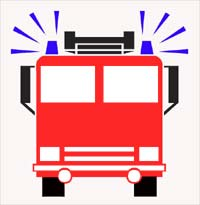 Fire Engine Clip Art    Clipart Panda   Free Clipart Images