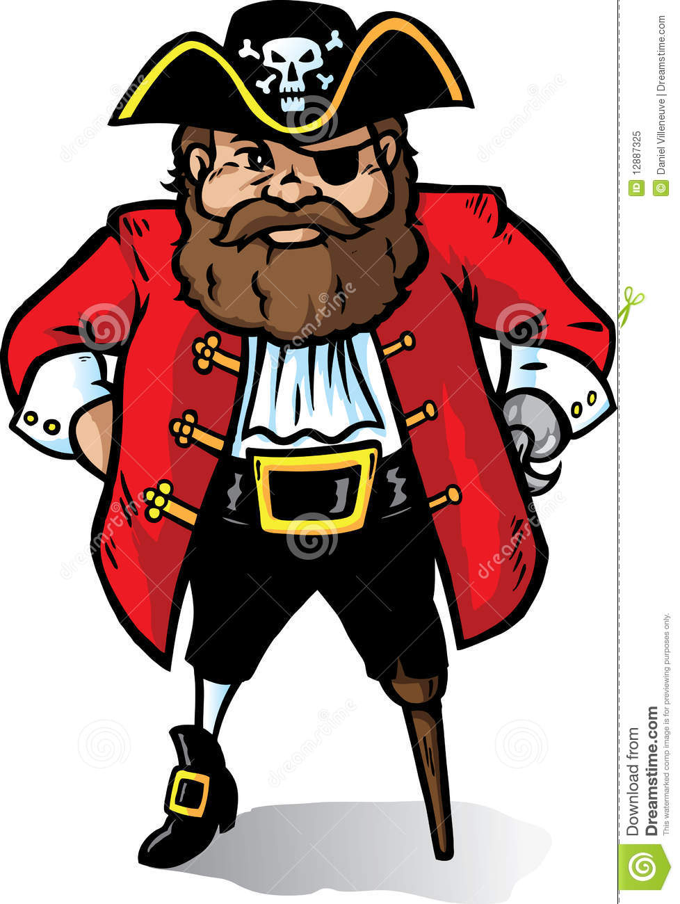 Pirate Hook Clipart - Clipart Kid