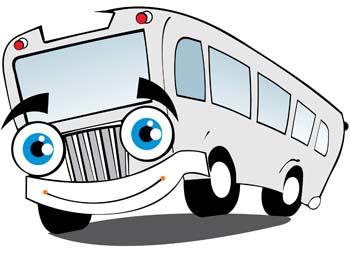 Charter Bus Clipart   Clipart Panda   Free Clipart Images
