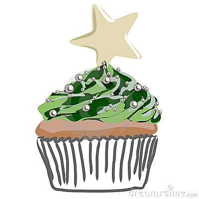 Christmas Cupcake Clipart   Quoteseveryday Website
