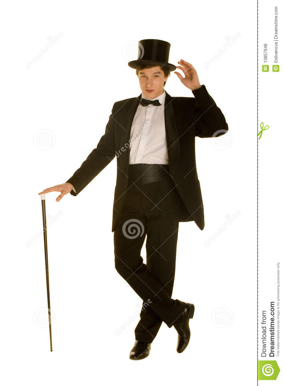 Top Hat And Cane Clipart - Clipart Kid