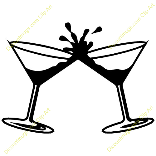Cocktail Wedding Clipart   Cliparthut   Free Clipart