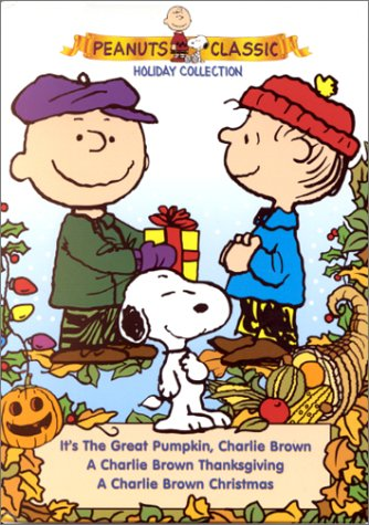 Collection  A Charlie Brown Christmas A Charlie Brown Thanksgiving