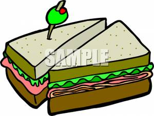 Ham Dinner Clipart   Clipart Panda   Free Clipart Images