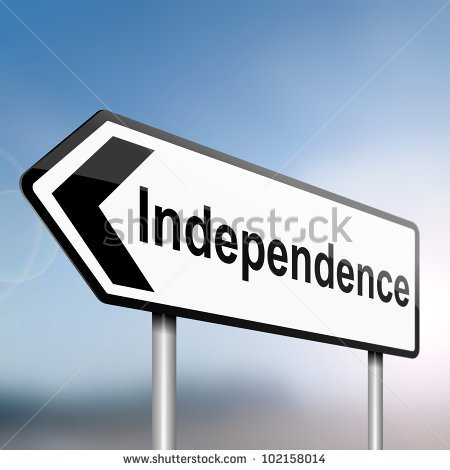 Independent People Clipart Independent Person Stock