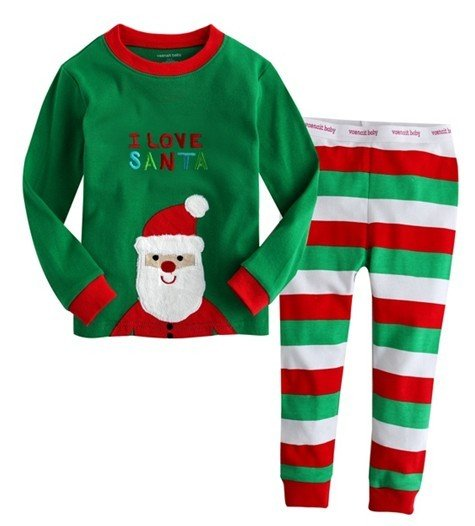 Christmas Pajamas Clipart - Clipart Kid