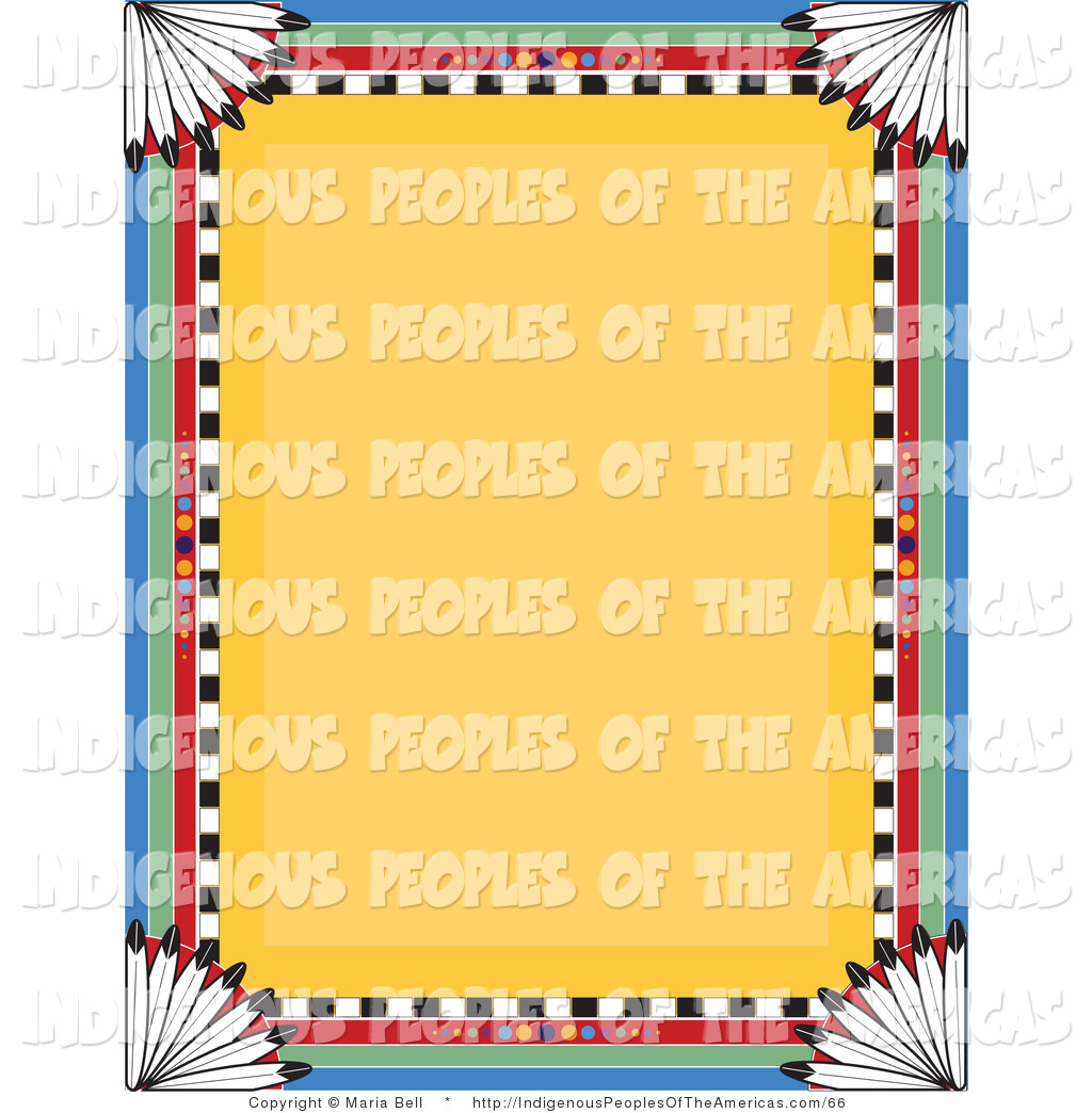 Native American Clip Art Borders Search Pictures Photos