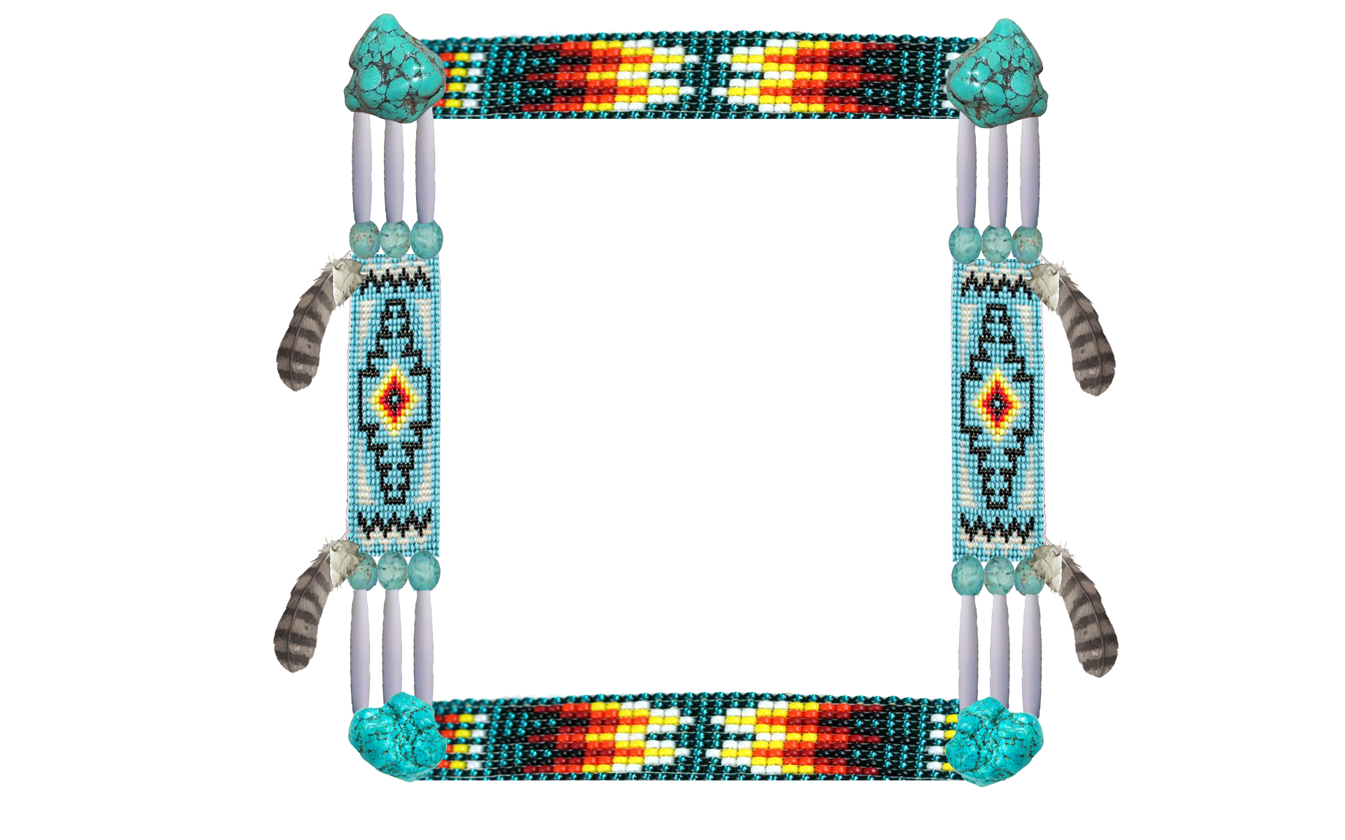 Native American Frame By Writerfairy On Deviantart