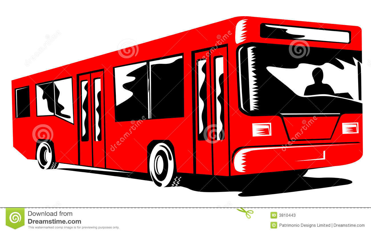 Red Bus Clipart   Clipart Panda   Free Clipart Images