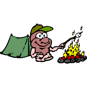 Camping Clipart Cliparts Of Camping Free Download  Wmf Eps Emf Svg