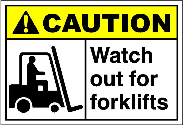 Cauth300   Watch Out For Forklifts Eps