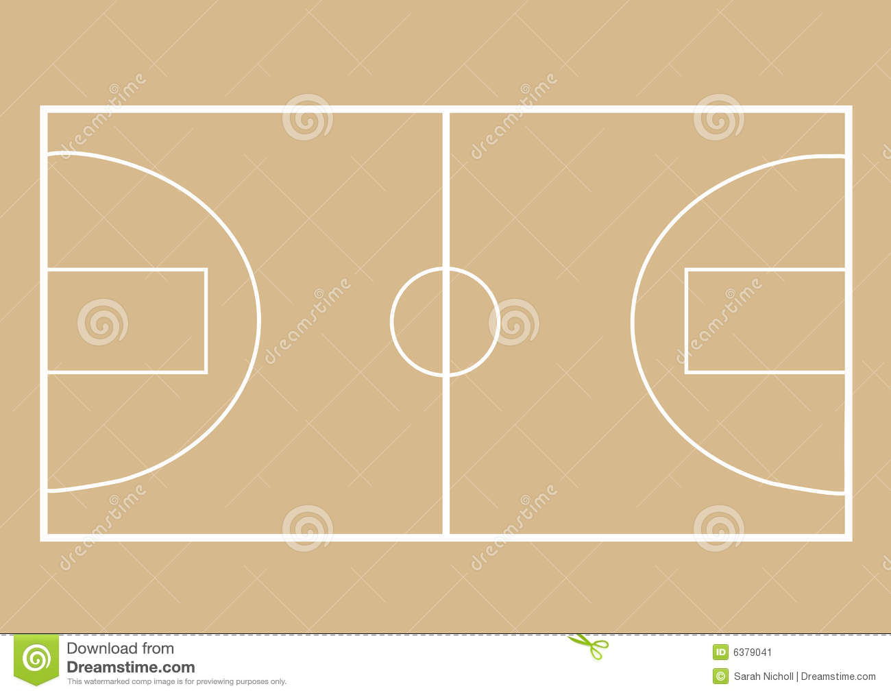 Illustration Of Basketball Court Background Mr No Pr No 2 3698 3