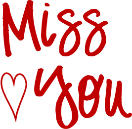 Clip Art Miss You Clip Art love and miss you clipart kid like for all to know that i will very much