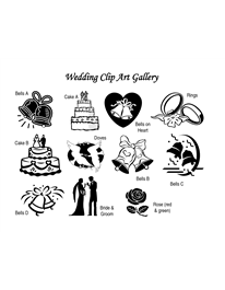 Microsoft Powerpoint   Wedding Clip Art Gallery By Levone