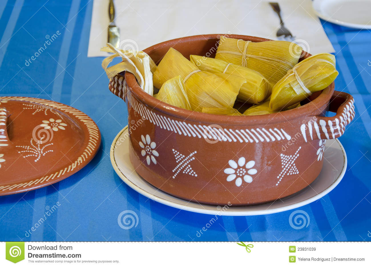 Pot Of Tamales Royalty Free Stock Images   Image  23831039