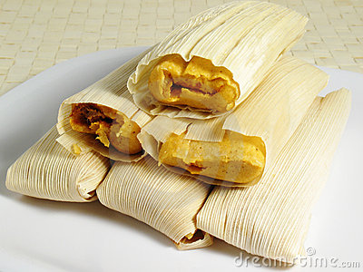 Tamales Are A Popular Traditional Food In Both Native American And