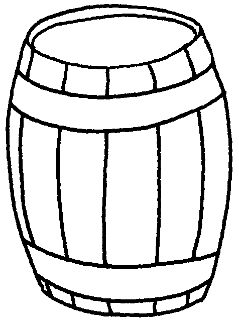 Whiskey Barrel Clipart - Clipart Suggest