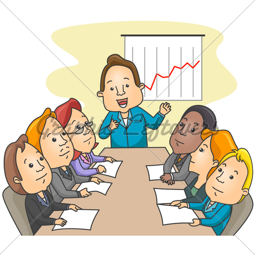 Board Meeting Funny Clipart - Clipart Suggest