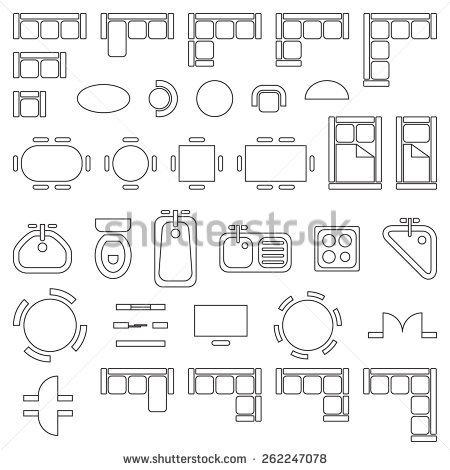 floor plan symbols clipart clipart kid floor plan symbols clip art 64