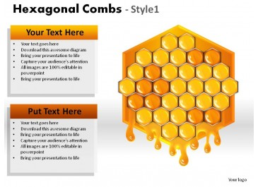 Roll The Dice With Our Hexagon Powerpoint Templates And Hexagon Ppt