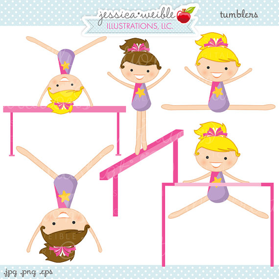 Use Ok  Girls Gymnastics Graphics Gymnast Gymnastics Clipart