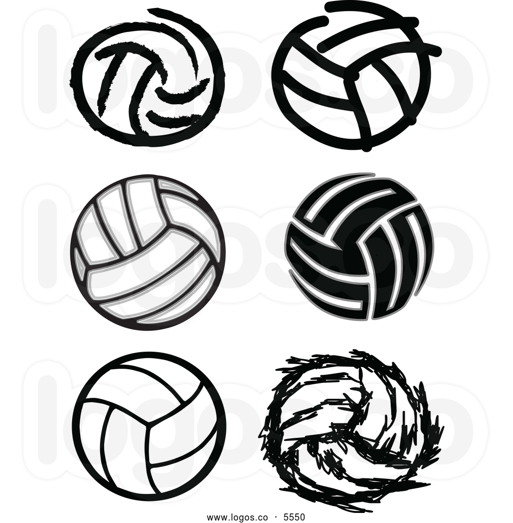 volleyball clipart vector - photo #40