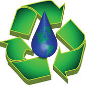 Water Conservation Clip Art
