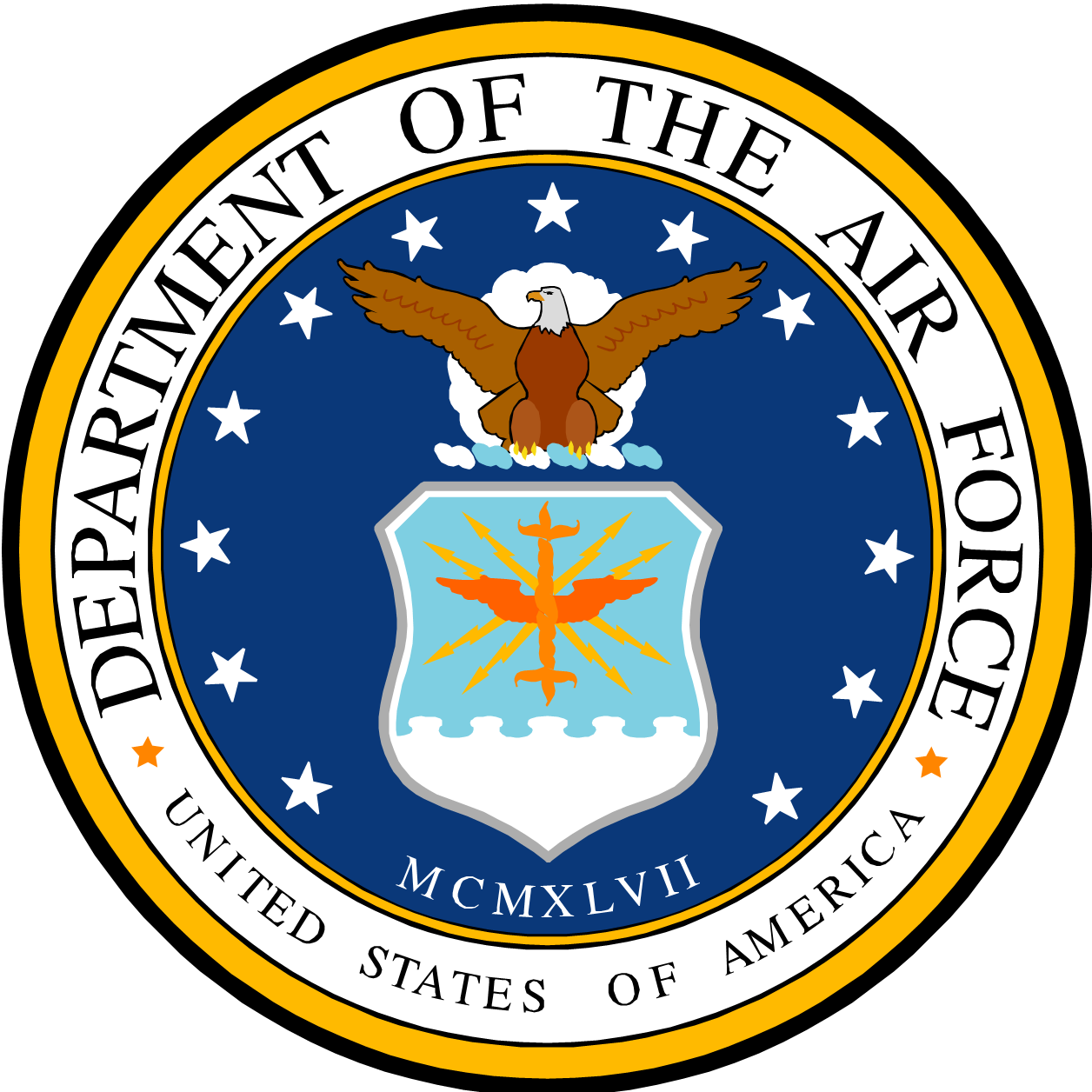 Air Force Logos Clip Art   Clipart Best