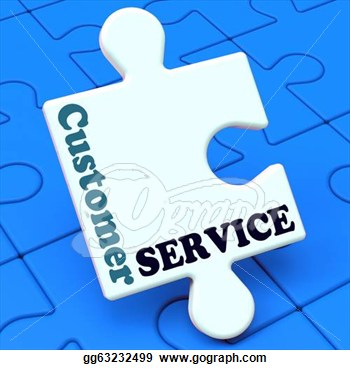 Clip Art   Customer Service Showing Help Or Assistance For Consumer