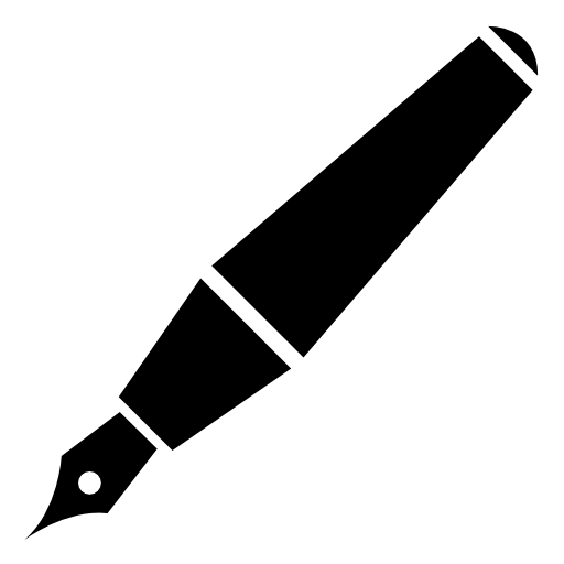 Fountain Pen Vector 602 Fountain Pen Vector Png