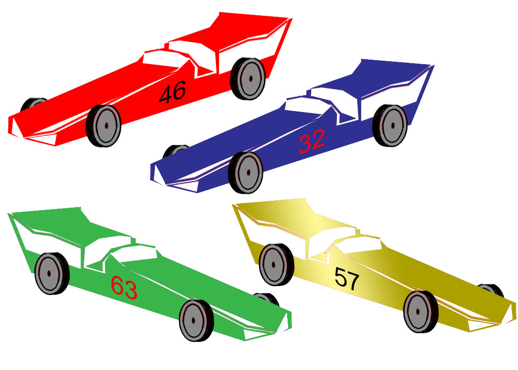 Clip art derby car clipart suggest