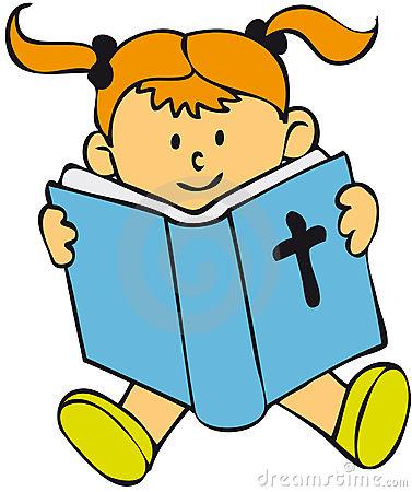 Read Bible Clip Art