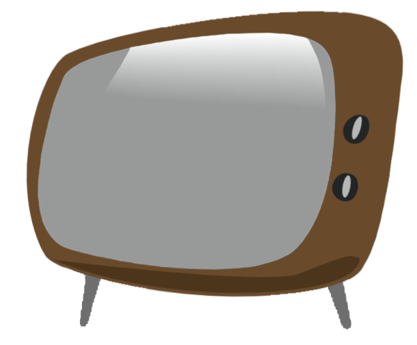 Retro Tv   Free Images At Clker Com   Vector Clip Art Online Royalty