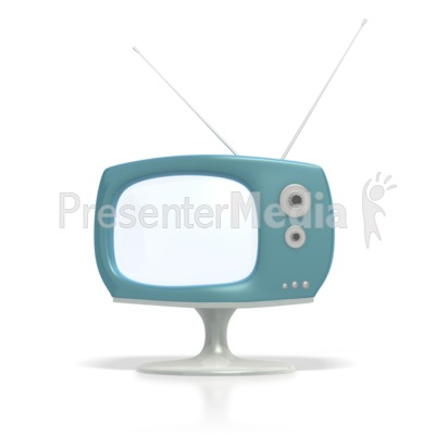 Vintage Television   Home And Lifestyle   Great Clipart For