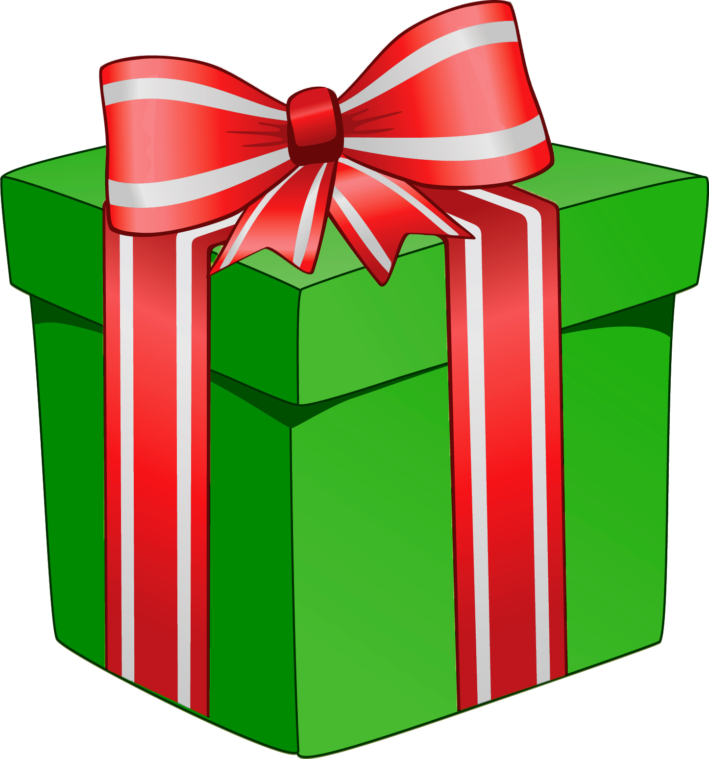 Image result for christmas gift clipart
