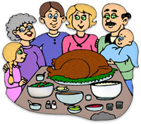 Free Thanksgiving Animations   Gifs   Free Thanksgiving Clipart