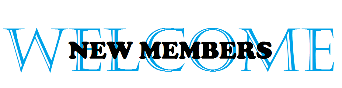 Welcome New Members Clipart - Clipart Suggest
